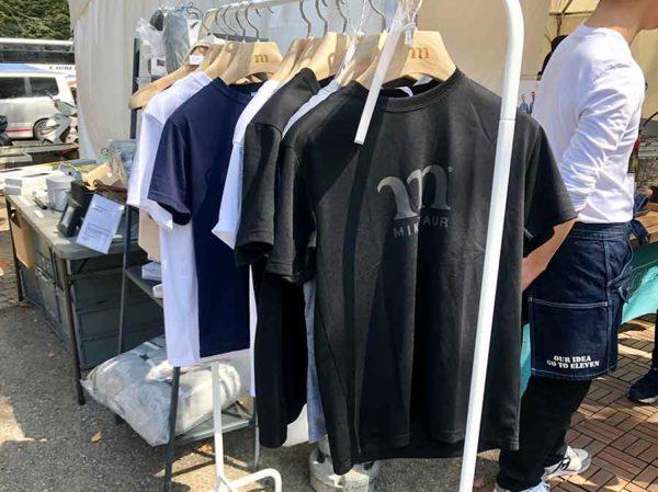 アウトドアデイジャパン東京2019_Muraco_Tシャツ
