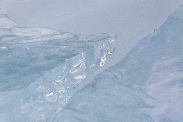 タウシュベツ川橋梁_写真集_2019_冬_糠平湖の氷