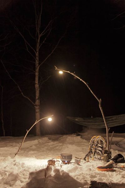 タウシュベツ川橋梁_写真集_2019_冬_-20℃の糠平湖でおでん